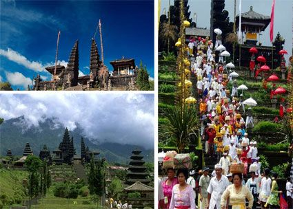 The precise origins of the temple are not clear but it almost certainly dates from prehistoric times. The stone bases of Pura Penataran Agung and several other temples resemble megalithic stepped pyramids, which date back at least 2000 years. It was certainly used as a Hindu place of worship from 1284 when the first Javanese conquerors settled in Bali. By the 15th century, Besakih had become a state temple of the Gelgel dynasty. Need More information? contact us: @Someone Else…