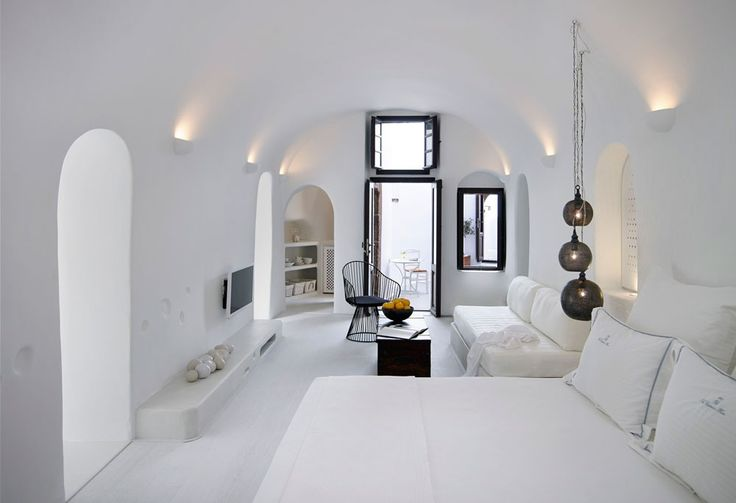 1864 The Sea Captain's House Cave suite - Patsios architecture and construction - The Greek Foundation