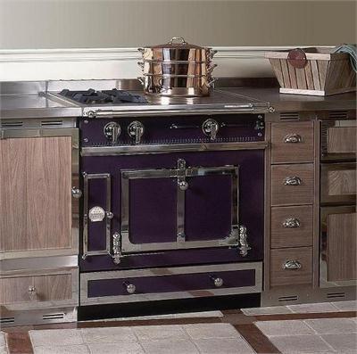 le chateau 75 from la cornue purple appliances pinterest la cornue catalog and purple. Black Bedroom Furniture Sets. Home Design Ideas