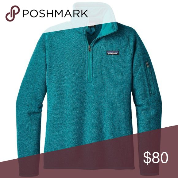 SOLD 😎 Patagonia Better Sweater 1/4 Zip NWT Patagonia Women's Better Sweater 1/4 Zip Please no low-ball offers. I️ didn't get this Item on the half off sale. Thanks. Patagonia Sweaters