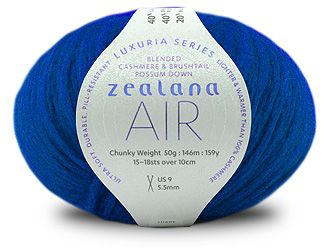 Zealana AIR Chunky L04 Royal