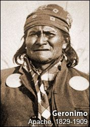 "Geronimo - "" I was no chief and never had been, but because I had been more deeply wronged than others, this honor was conferred upon me, and I resolved to prove worthy of the trust."""