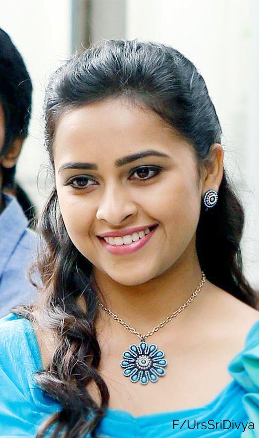 Actress Sri Divya Cute Stills