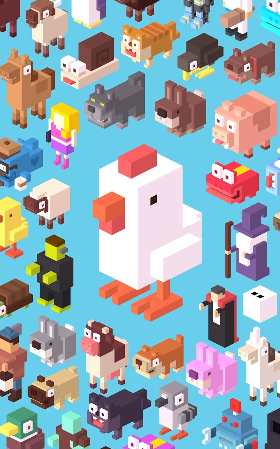 Crossy Road Cheats, Tips Discussions and more @ iwantgamecheats.com