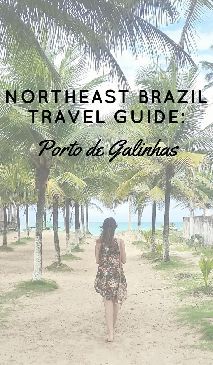 Are you planning to travel to South America? The tropical northeast of Brazil is well worth adding to your itinerary, especially Porto de Galinhas in the state of Pernambuco. With bright turquoise water and stunning natural pools, this is the perfect dest