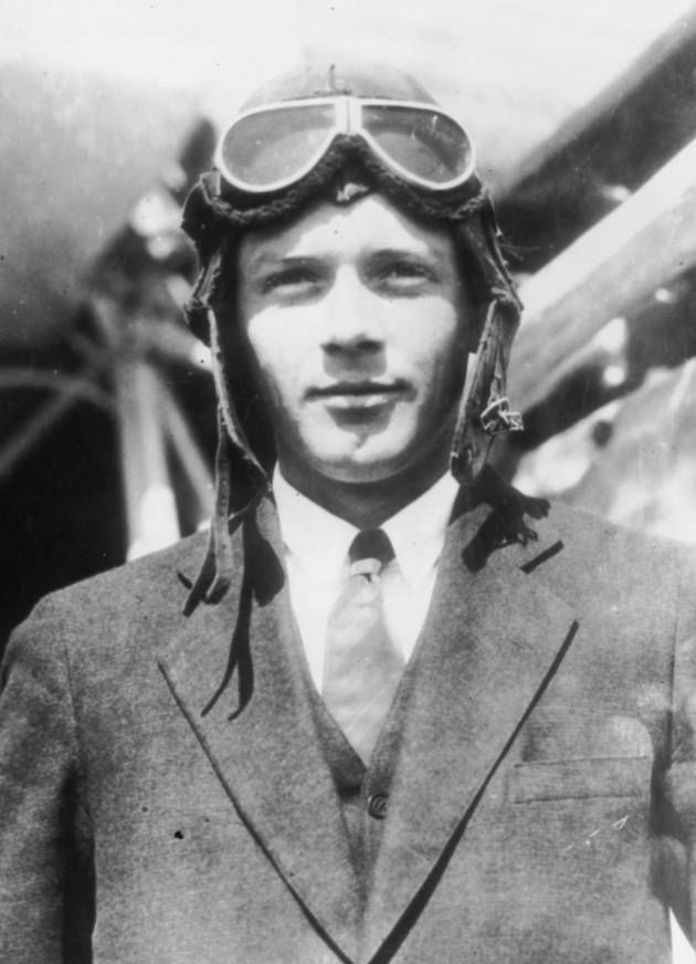 Charles Lindbergh Biography
