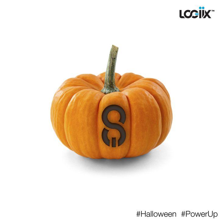 Happy Halloween #Logiix #Contest coming soon! #tech #Halloween