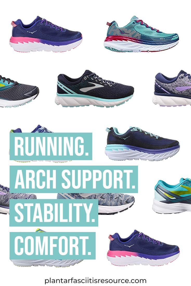 stability and support running shoes