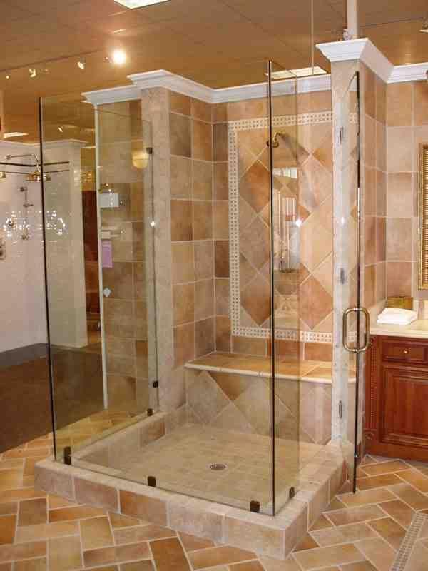 glass shower doors houston