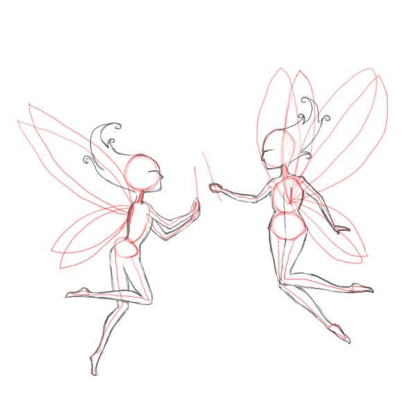Learn How to draw Fairies with our unique Step by Step tutorial. Another tutorial from the Drawing Factory!