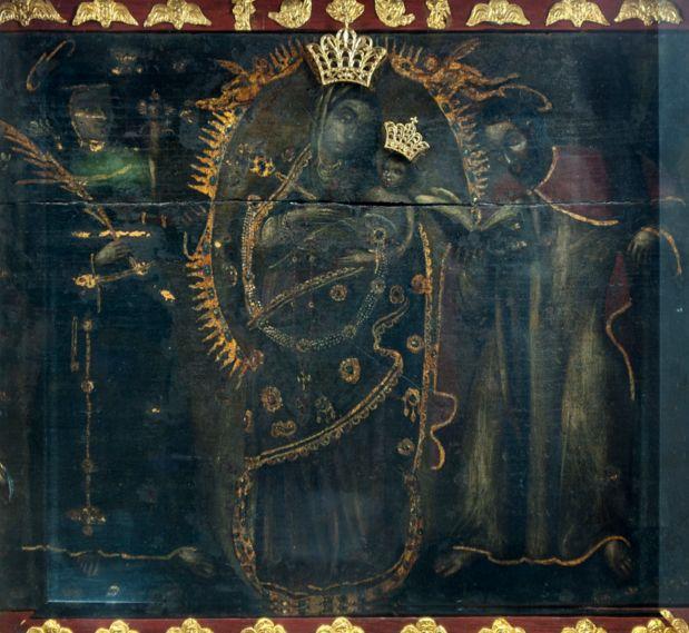 ¿Conoces la historia de la Virgen Chinita?
