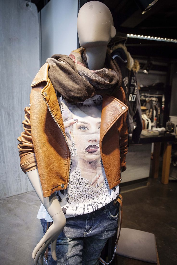 That #jacket u miss! Now in #BSB_STORES