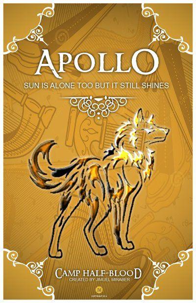 CHB Cabin Poster Apollo by jimuelmaurer26.deviantart.com on @DeviantArt