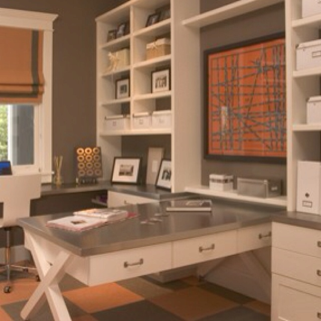 Home Office Craft Room Ideas: 17 Best Images About Craft Room