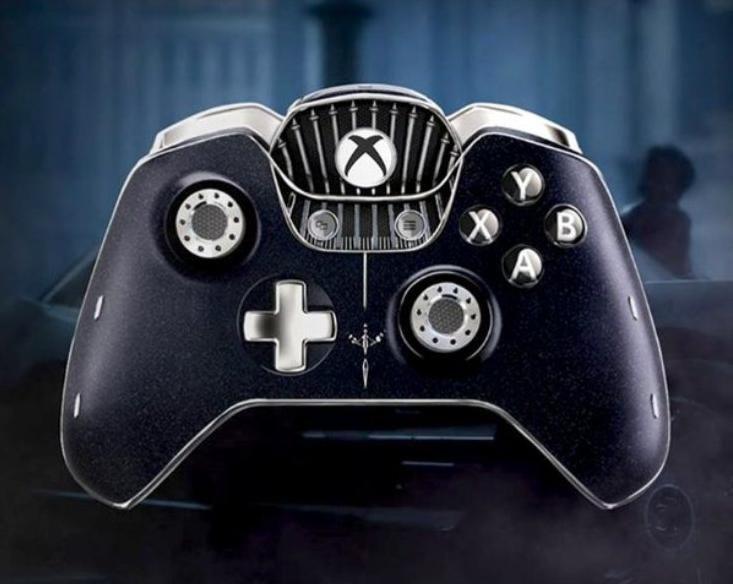 Выявлен тематический контроллер Xbox One в стиле Final Fantasy 15 / ИгроБлог