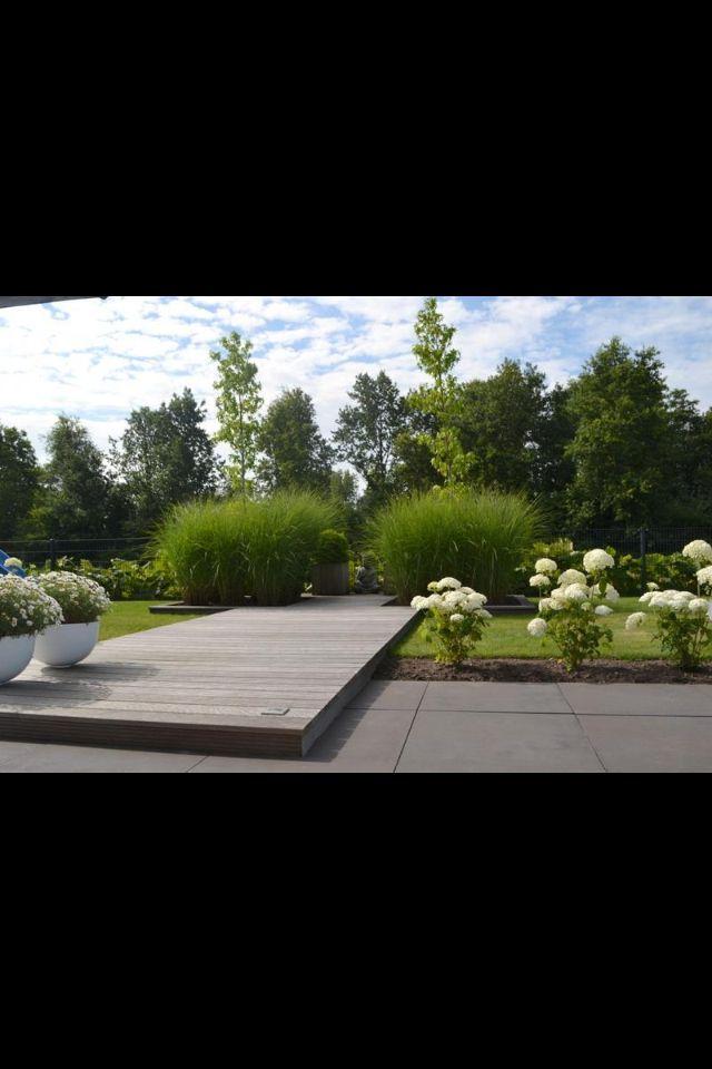 Le jardin- Tuin