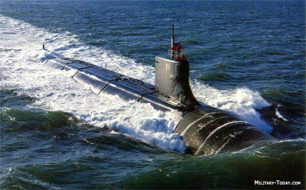 --- SUBMARINOS ---: Los 10 mejores submarinos de ataque del Mundo