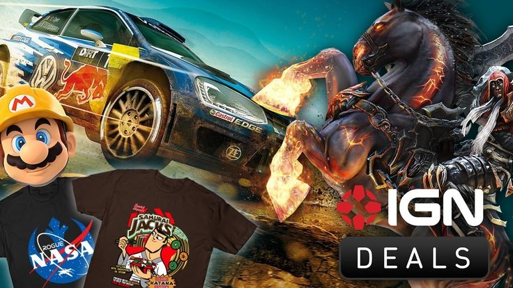 #gaming #videos  Daily Deals: DiRT Rally and Inside (PC) for $12 | eBargainsToday.com