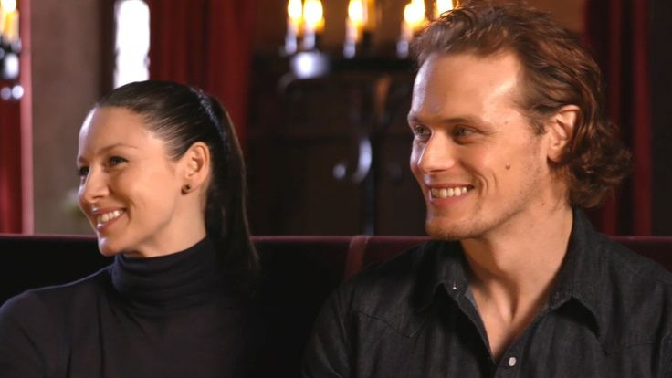#NEWS EXCLUSIVE: Sam Heughan and Caitriona Balfe Answer 'Outlander' Fan Questions About Season 3's Best Moments and… dlvr.it/MxdG7j