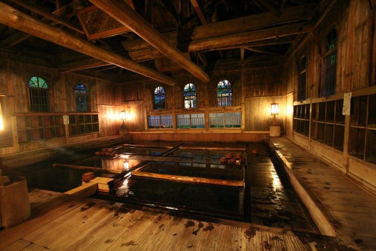 The best bath I ever had and will ever have. Hoshi Onsen Chojukan, Japan. Opened on September 1, 1875.