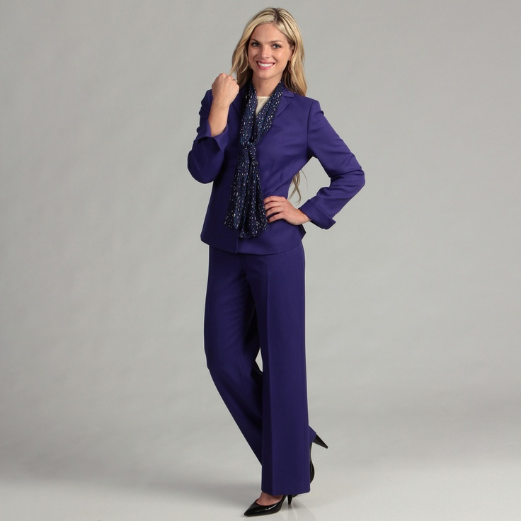 Brilliant Women Business Pant Suit