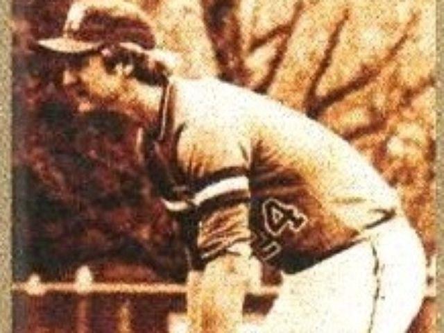 Larry Bird's baseball career: A lofty .500 batting average