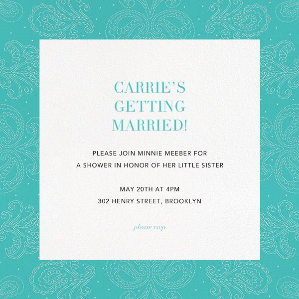 amalfi bridal shower invitation by paperless post customize to create shower invitations too