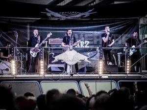 Kraftklub @ Arena, Berlin | 18.09.2014