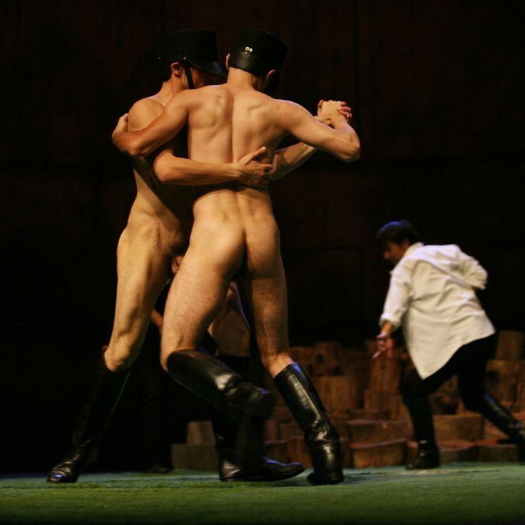 Eduardo II de Christopher Marlowe (2008) Escenografía Raúl Castillo
