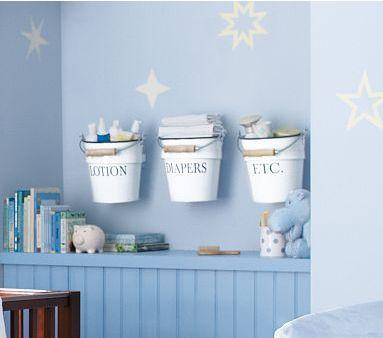 Nursery Storage Ideas Make Your Own Baby Room Storage