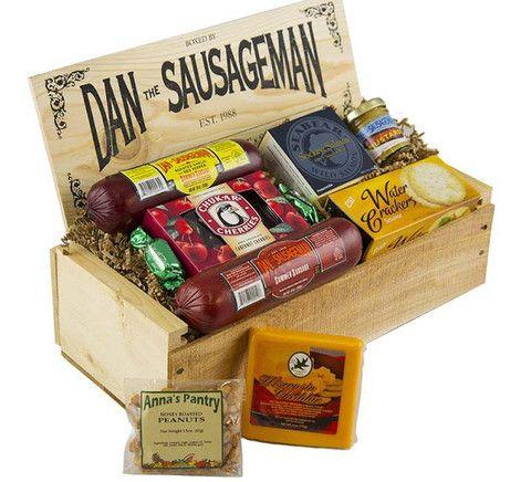 16 best fall gift baskets images on pinterest easter gift dans favorites gift box negle Gallery