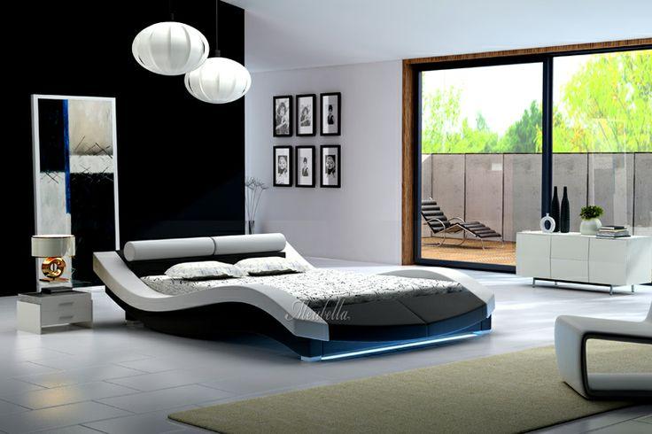 Paarse Slaapkamer Ideeen : ... paarse verlichting. http://www.meubella ...