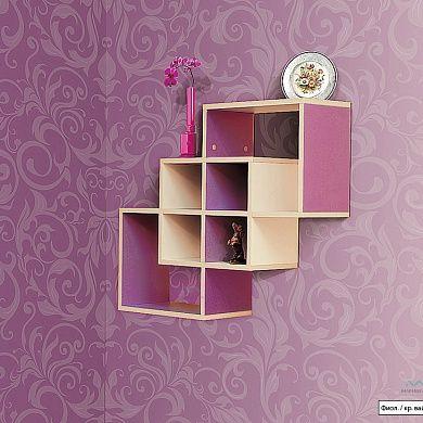 Полка для книг-4 для гостиной купить в Екатеринбурге | Мебелька