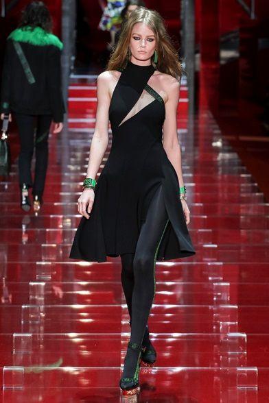 Sfilate Versace - Collezioni Autunno Inverno 2015-16