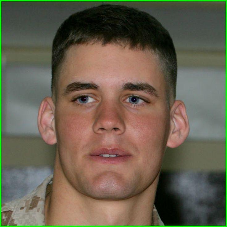 Marine Corps Medium Fade 5706 Here Are 10 Of Men S Military Haircuts Military Haircut Military Haircuts Men Marine Haircut