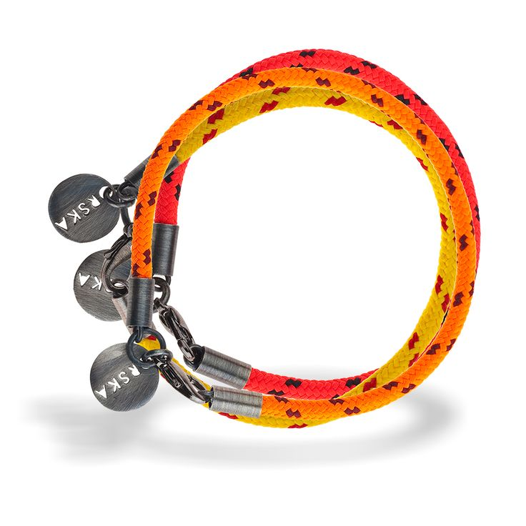 Bracelets from EXTREME collection by Anna Orska.