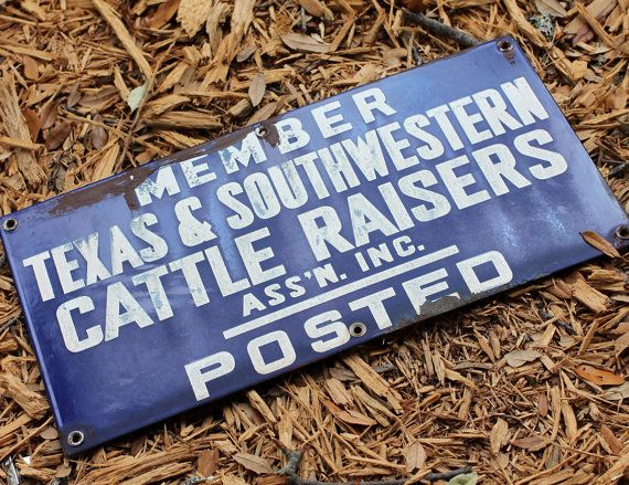 Texas catlle ass