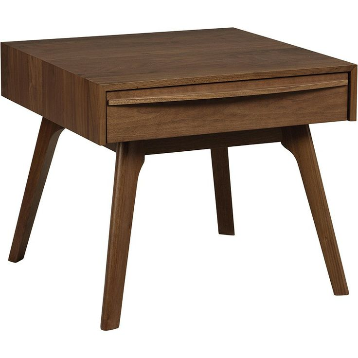 Copeland Furniture // Catalina Solid Walnut Nightstand