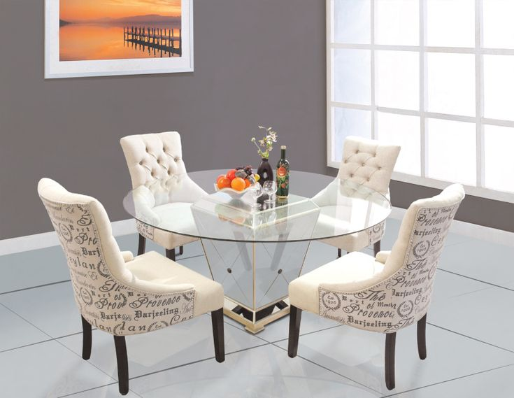 Round Glass Dining Table 25+ best round glass table top ideas on pinterest | glass table
