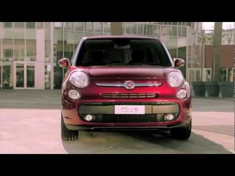 The new Fiat 500L available now from Essex Auto Group - YouTube