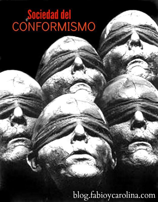 sociedad del conformismo, fabio y carolina, re-evoluciona tu mundo, es tiempo de cambiar carolina y fabio, la verdad oculta