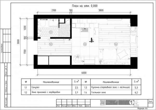 13 Best Images About Small Apartment Plan On Pinterest
