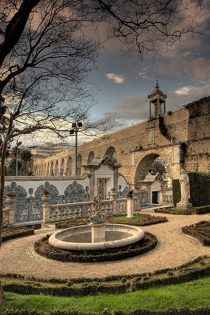 Jardim da Casa Museu Bissaya Barreto em Coimbra - Portugal Coimbra is a possibility - need more info on what to see there sample the full bodied wines, delicious food and heart-wrenching sounds of fado on your first stop in Portugal