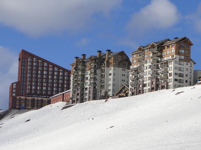 Los hoteles de Valle Nevado