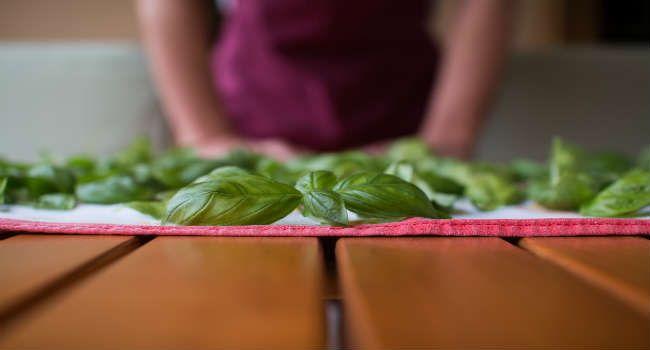 Pesto vegano di basilico: uno dei sughi italiani più conosciuti e apprezzati in versione veg. Vediamo insieme come prepararlo con una ricetta veloce.