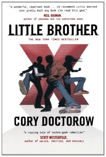 Cory Doctorow's 'Little Brother' Removed From School Summer Reading List (2014)
