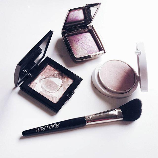 Is it silly to wear 3 blushes/bronzers? Naaaaaaa ??? #makeupforlife