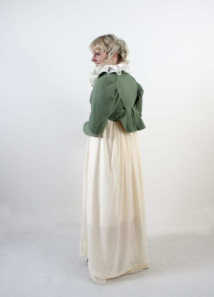 Early 1800's Women's Clothing in Jane Austen theme. Project by students for Tjolöholms Castle. Tillskärarakademin i Göteborg.