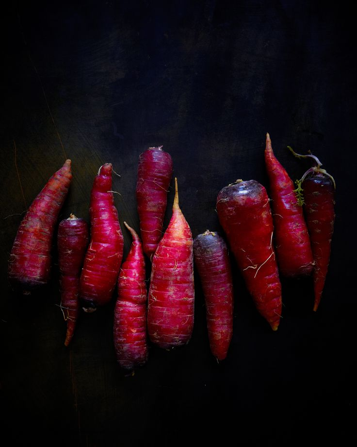 dragon carrots | Hungry Ghost Food + Travel