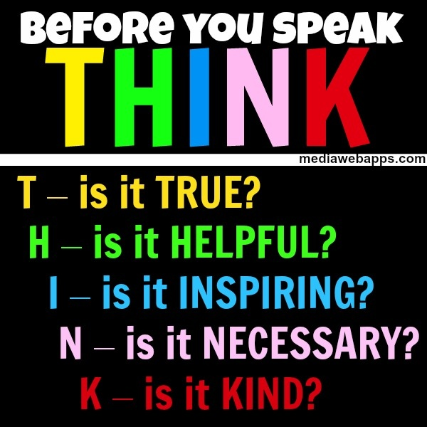 Quotes On Thinking Before You Speak: 157 Best Best Quotes Images On Pinterest